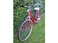 Peugeot vintage ladies bike