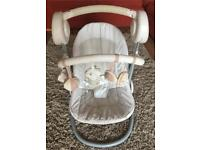 Mamas and Papas baby swing NEED GONE!