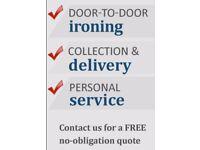 Ipswich ironing service