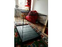 Extra large dog crate/cage very good condition