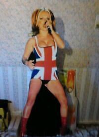 Spice Girl Memorabilia.