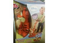 Disney Winnie the Pooh Tigger Chase toy