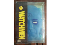 Watchmen 2 Disc Blu Ray Dr. Manhattan UK Special Edition