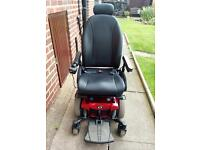 Quantum Q6 Edge Electric Wheelchair 2013
