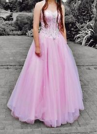 Pink Prom Dress/Gown - also suitable for /Wedding/ Bridesmaid Dress