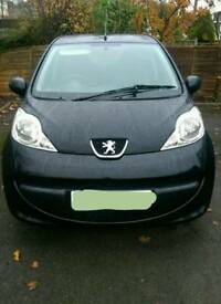 Peugeot 107 Stunning very low mileage example