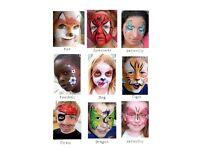 Face Painter! :)