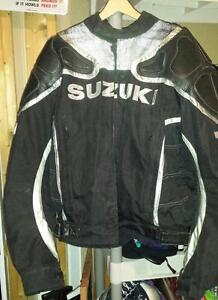 authentic Suzuki racing jacket size L price dropped