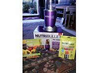 Nutribullet Purple 600