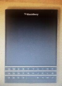 Blackberry Passport,
