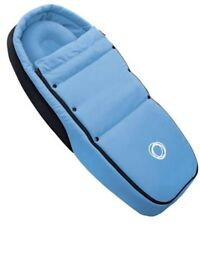 BRAND NEW Bugaboo Bee 3 Baby Cocoon, Ice Blue