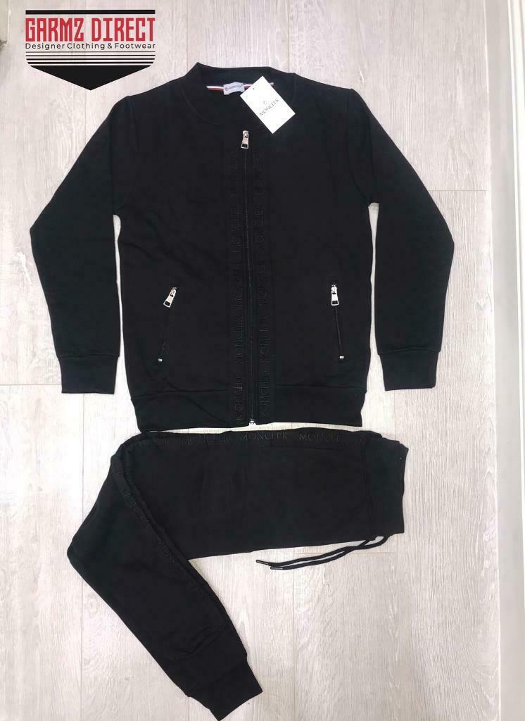 5d489e5c8c0498 MONCLER Tracksuit Set Jacket Brand New With Tags! | in Wembley ...