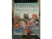 Art painting book new