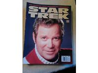Star Trek Magazines. (14).