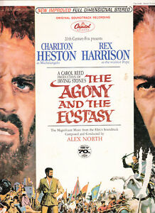 The-Agony-And-The-Ecstasy-1965-Soundtrack-13-Track-LP