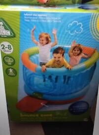Mothercare Children bouncy castle 45pounds brand new