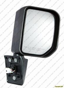 Door Mirror Power Passenger Side Without Special Edition With Lamp Power Ptm Toyota FJ Cruiser 2007-2009