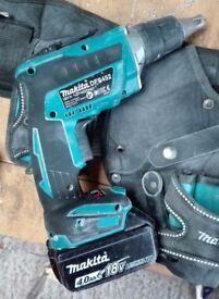 Makita DFS452Z 18v LXT Brushless Screwdriver