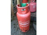 19kg calor gas propane bottle EMPTY