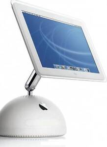 """Apple iMac G4 17"""" 1.0GHz, +Keyboard +Mouse 