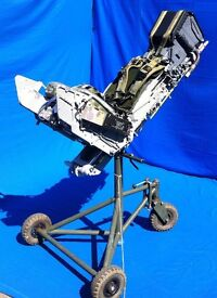 Martin Baker Mk10 Ejection Seat. Excellent condition, near complete with service cart