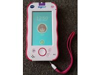 Vtech Digigo (Pink) – like new, in original box with accessories