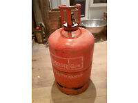 Calor Gas Cylinder for 13 kg Propane Gas - half full (?)