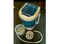 Portable mini washing machine never been used