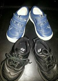 H & M Toddler Shoes - Size 3