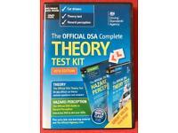 DSA Theory test DVD