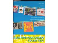PR Brochure Collection: Detailing Brochures, Magazines and In-house Newsletters: ISBN 4894441748