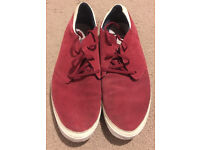 Red Adidas Originals - Size 10