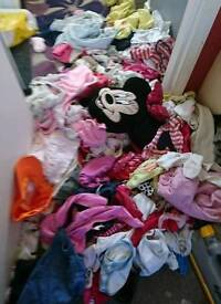 Joblot kids clothes