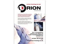 Cleaning and ironing services available reasonable prices