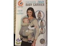 Ergo 360 4 position baby carrier
