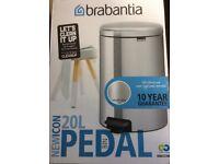 Brabantia Newicon 20L Pedal Bin