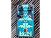 Magnetic Effects Zola Boost Booster pedal for Guitar and Bass, buffer or True Bypass