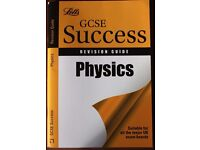 Letts GCSE Success Physics Revision Guide