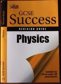 Letts GCSE Success Physics Revision Guide