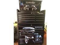 "Custom Ratrod ToolBox 42"" roller cab"