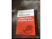 Pearson maths A-level practice papers