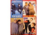 Collection of Ant & Dec CD's,videos& cassettes plus others