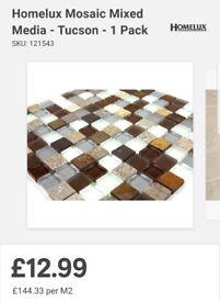 Homelux mosaic tiles