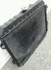 Genuine Datsun 280z radiator Vgc
