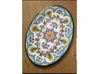 Lakeland serving platter