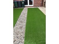 SLABBING - DECKING - FENCING - FAKE LAWNS - TURFING - FULL LANDSCAPING SERVICE & MORE TAKE A LOOK .