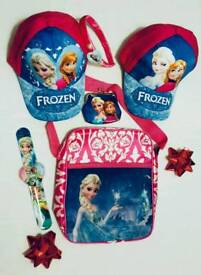 Childrens Gift Set Moana Frozen