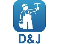 D&J Residential and commercial window cleaning (Reach&wash/traditional/jet wash)