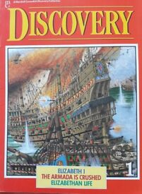 Discovery: Elizabeth I, The Armada is crushed, Elizabethan Life Books/book – post or collect