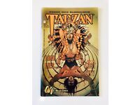 Tarzan Comics. Edgar Rice Burroughs Adaptation.